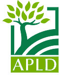 Logo for the APLD