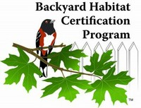 Backyard Habitat Certification logo