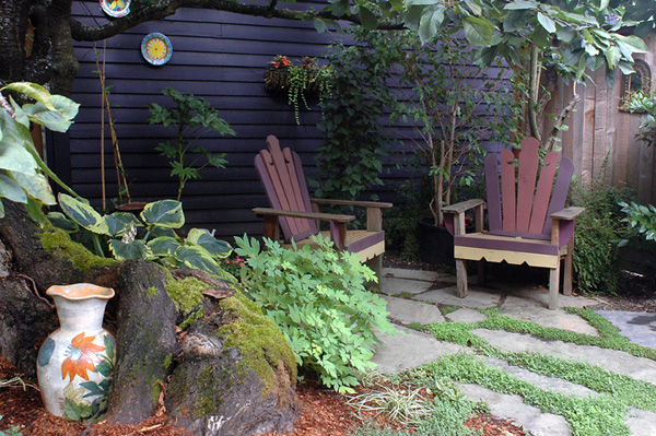 Backyards - Small backyard landscape designs ...